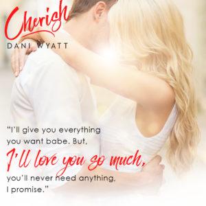 Dani Wyatt Cherish Teaser 2.5